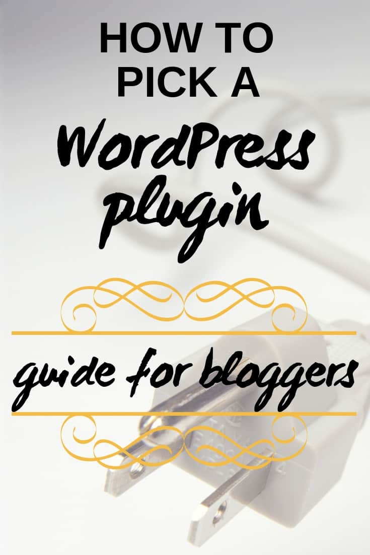 WordPress plugin guide for bloggers PHP