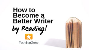 how to become a better writer by reading