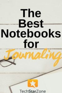 best notebooks for journaling bullet journal writing