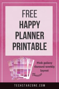 free printable happy planner stickers